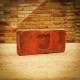 Nagyméretű vörös bontott antik műemlék tégla korona + M pecséttel