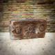 H.O. Nap lenyomatú címeres antik tégla